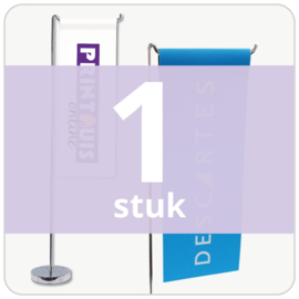 Tafelvlag - staand (1 stuks)