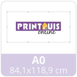 Spandoek A0 84,1 x 118,9 cm