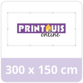 Spandoek 300 x 150 cm