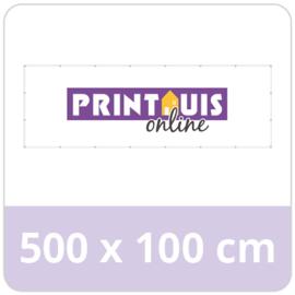 Spandoek 500 x 100 cm