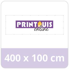 Spandoek 400 x 100 cm
