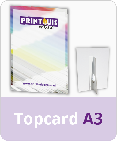 A3 Topcard, A3 Showcard, A3 Display