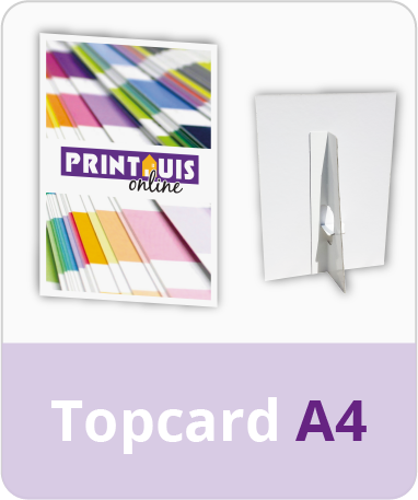 A4 Topcard, A4 Showcard, A4 Display