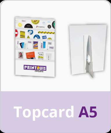 A5 Topcard, A5 Showcard, A5 Display