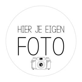 Cirkel 'Eigen Foto'