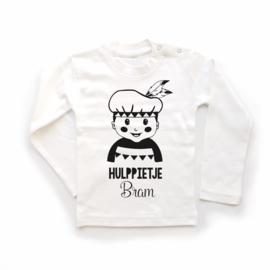 T-shirt Hulppietje - jongen