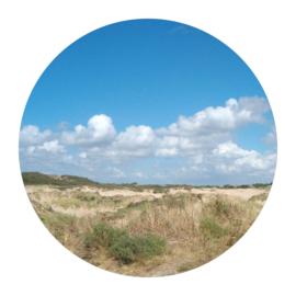 Cirkel 'Duinlandschap'