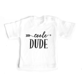 T-shirt Coole Dude