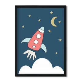 Poster 'Raket'