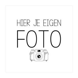 Vierkant 'Eigen Foto'