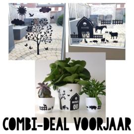 Combi-deal Voorjaar