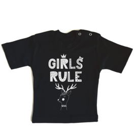 T-shirt Girls Rule