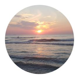 Cirkel 'Ondergaande zon'