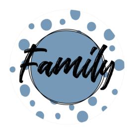 Cirkel 'Family'