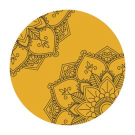 Cirkel 'Mandala - rand'