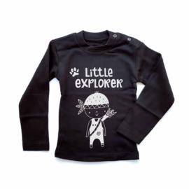 T-shirt Little Explorer