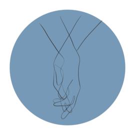 Cirkel 'Twee handen'