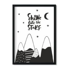 Poster 'Shine like the Stars'