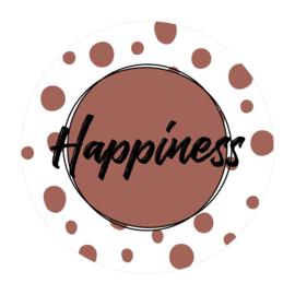 Cirkel 'Happiness'