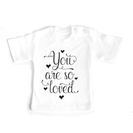 T-shirt You are so Loved