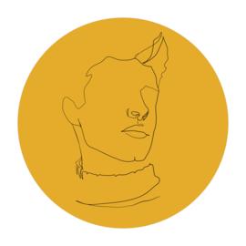 Cirkel 'Portret man'