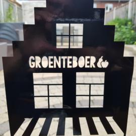Uitbreiding 'Huisje Groenteboer', HERBRUIKBAAR