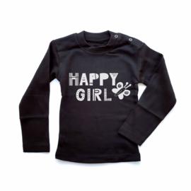 T-shirt Happy Girl
