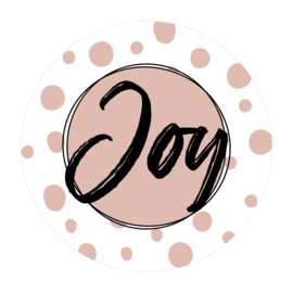 Cirkel 'Joy'