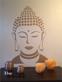 Afbeeldingsticker Boeddha