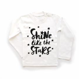 T-shirt Shine like the stars