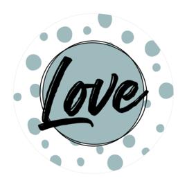 Cirkel 'Love'