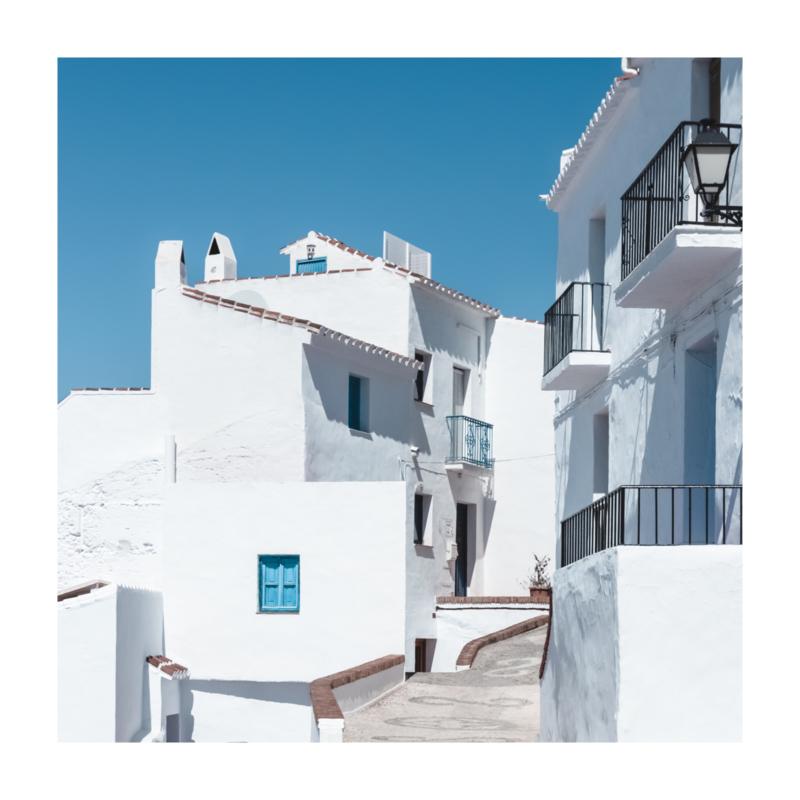 Vierkant 'Witte huizen'