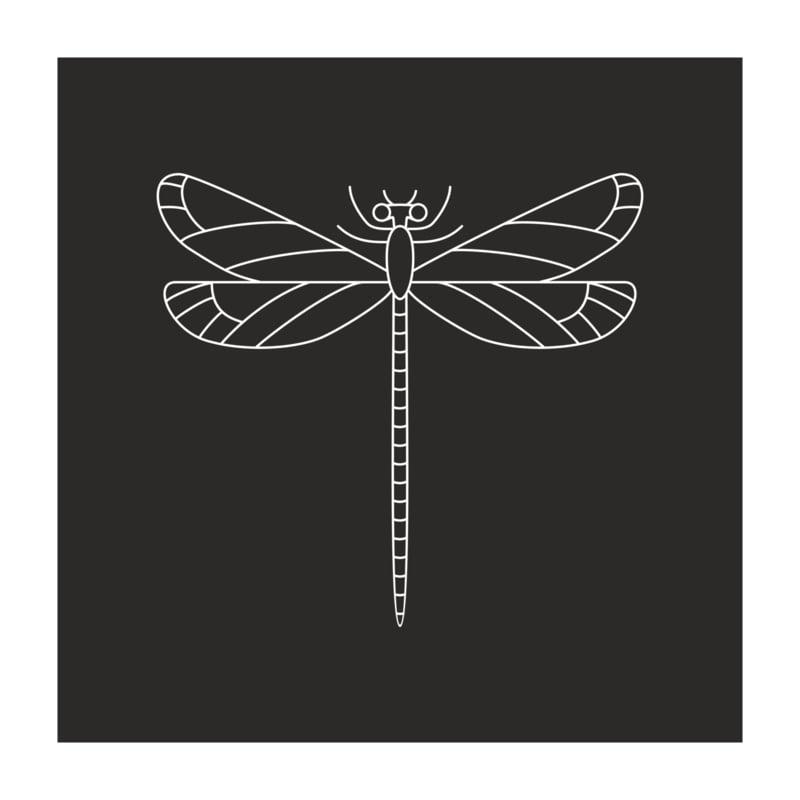 Vierkant 'Libelle'