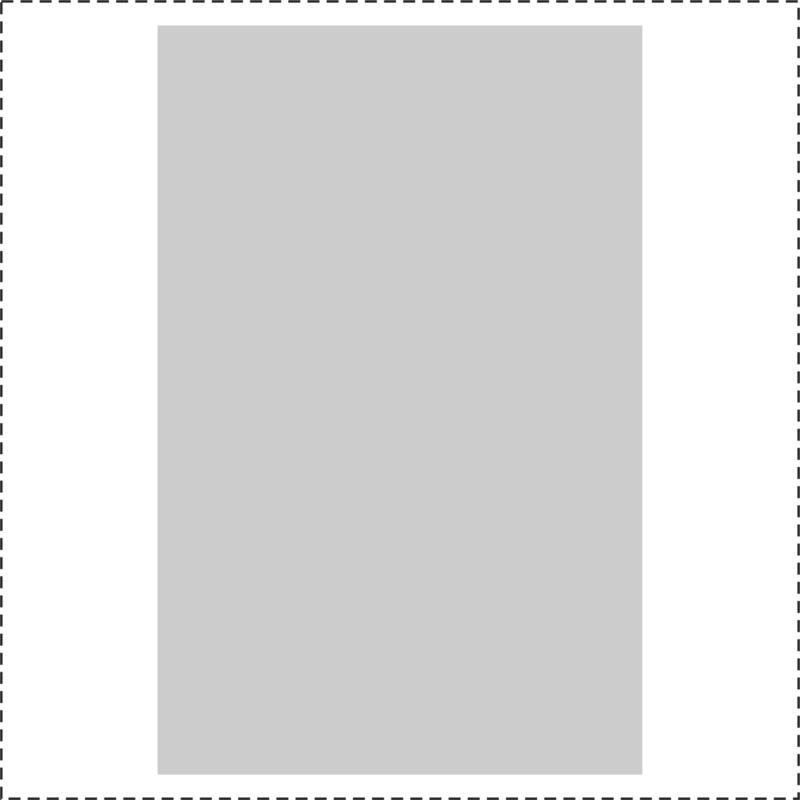 Glasfoliesticker op maat gesneden zonder tekst en afbeeldingen