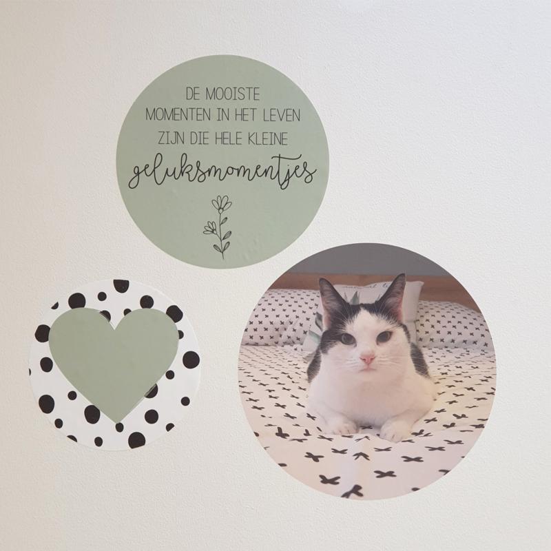 Cirkel collage 9