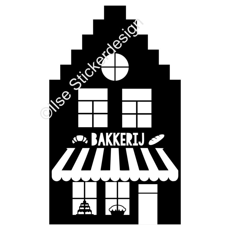 Uitbreiding 'Huisje Bakkerij', HERBRUIKBAAR