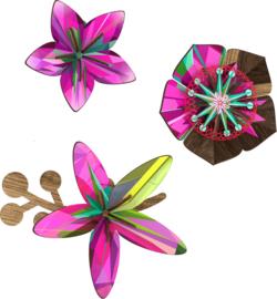 Miho Flower Ultraviolet