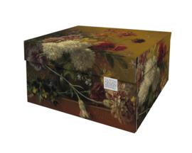Dutch Design storage box Golden Still Life