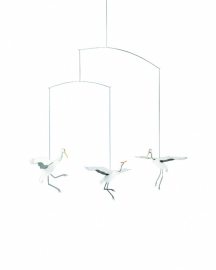 Flensted Mobiles Crane Dance Mobile