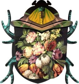Beetle Medium w. mirror Keith
