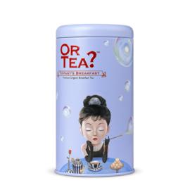 Or tea? Organic Tiffany's Breakfast losse thee