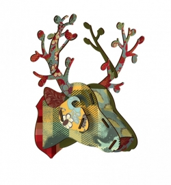 Foliage  deer