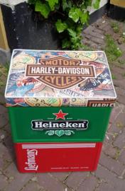 Krut kratkussen Harley Davidson