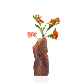 Tiny Miracles Paper Vase Cover natural stone