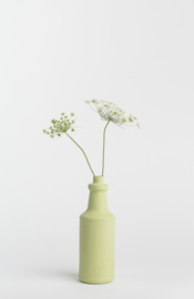 Porcelain bottle vase #17 spring