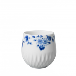 Heinen Delfts Blauw vouw koffiekop