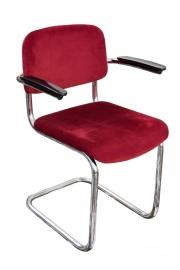 Chroombuis stoel nr. 3B