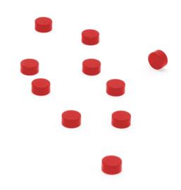 magneten rood