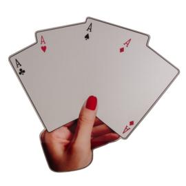 Seletti Poker mirror