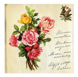 Poezie bosje rozen